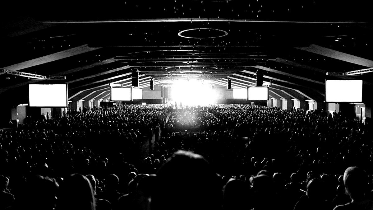 Salle de conférence BIG 2020