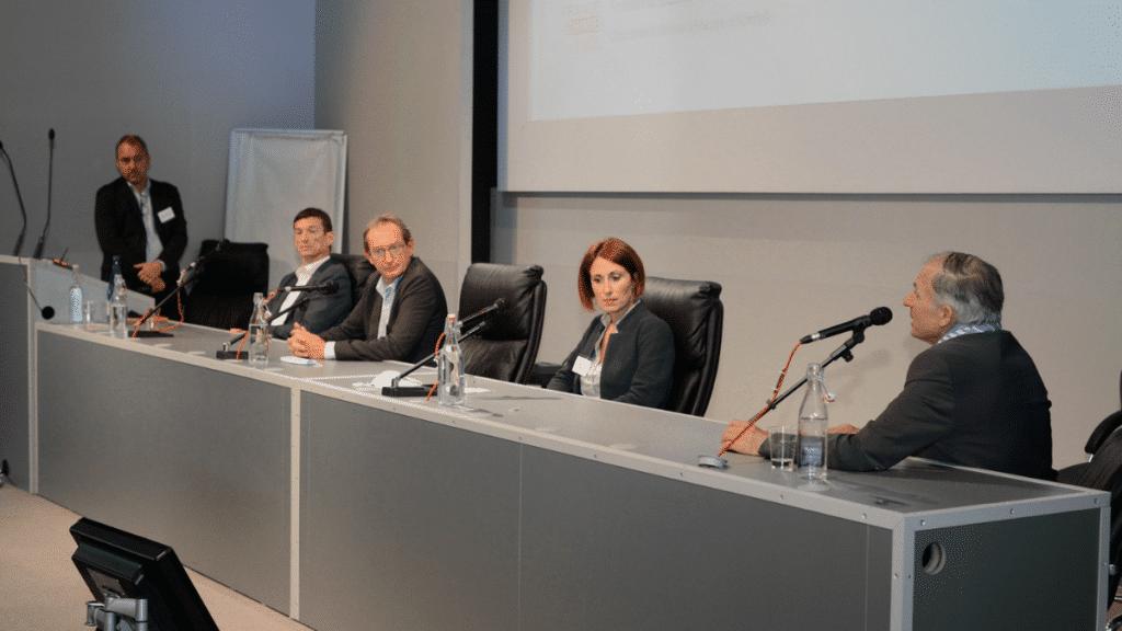 Table ronde organisée par la CPCNA autour des enjeux du Covid pour les métiers du conseil