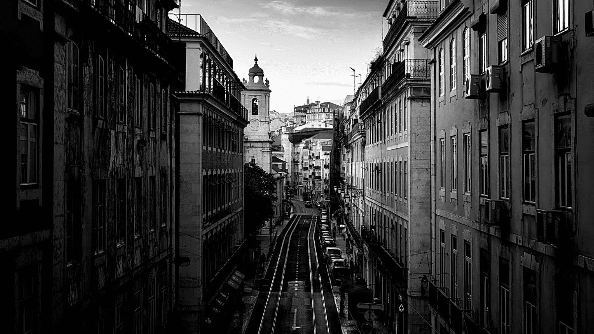 Rues du Portugal Lisbonne