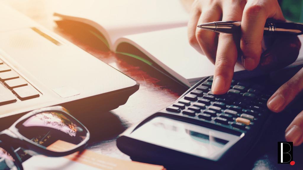 Account debts bills