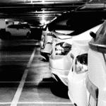Parking voitures stationnement