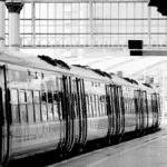 Gare SNCF Train