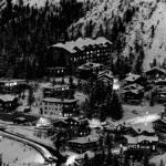 Stations de ski en montagne
