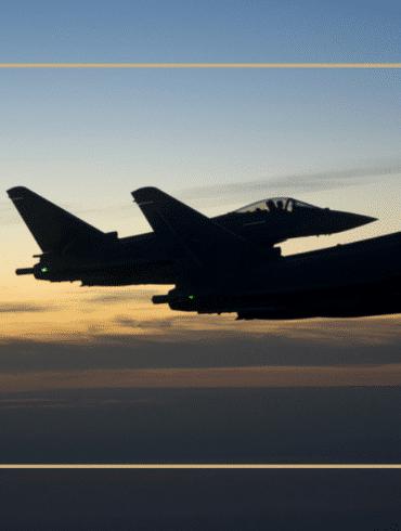 Airbus Eurofighter Ciel Typhoon