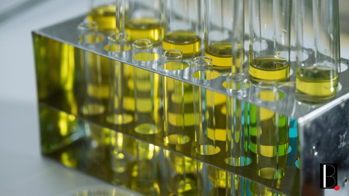 Carburant alternatif laboratoire