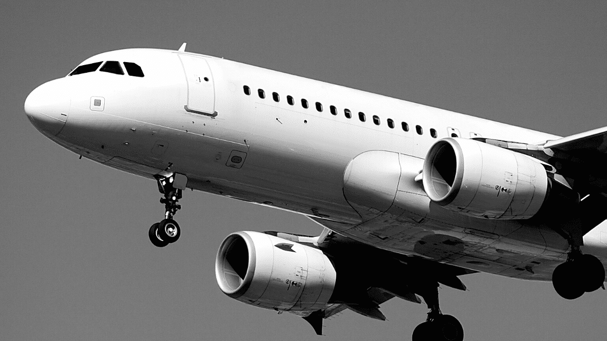 Aérien Français avion vol compagnie