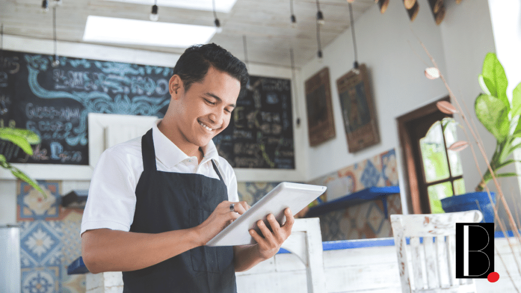 Digital café manager