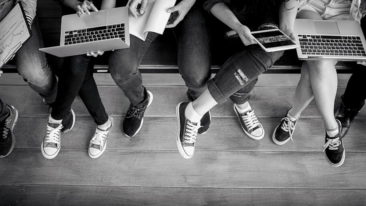 étudiants accompagnement commerces digital