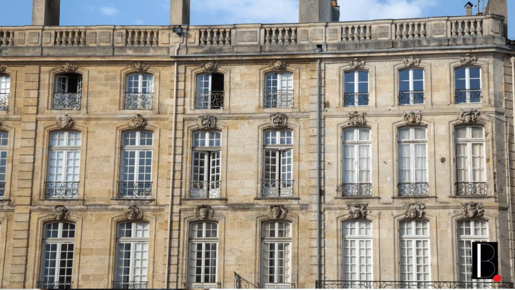Immeuble résidence Bordeaux