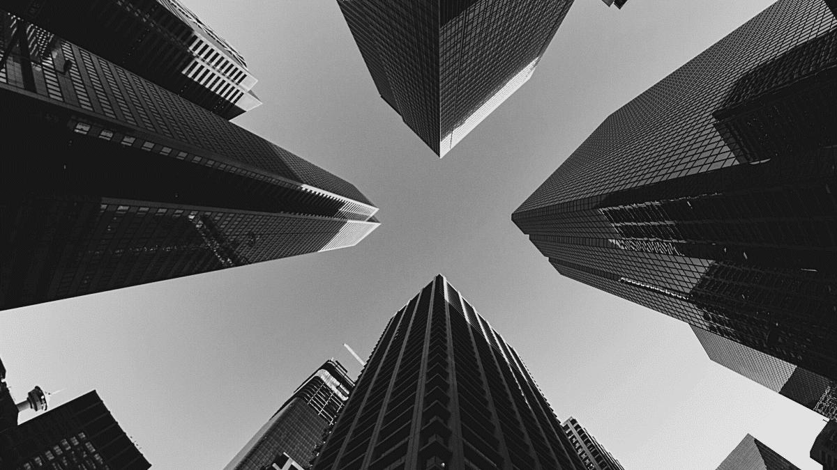 Immeubles ville création entreprise