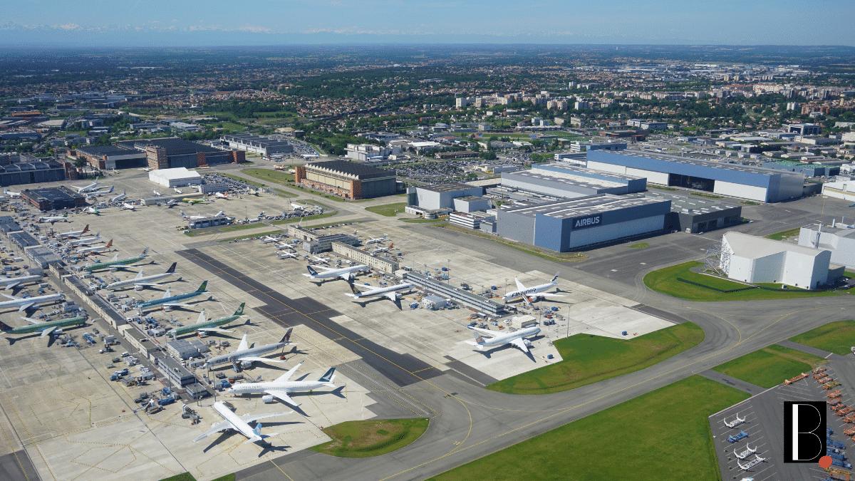 Airbus industrie française aéronautique