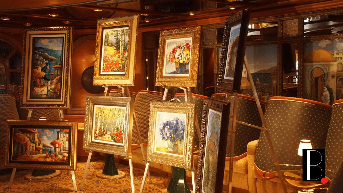 Marché de l'Art Tableaux Anciens Galerie