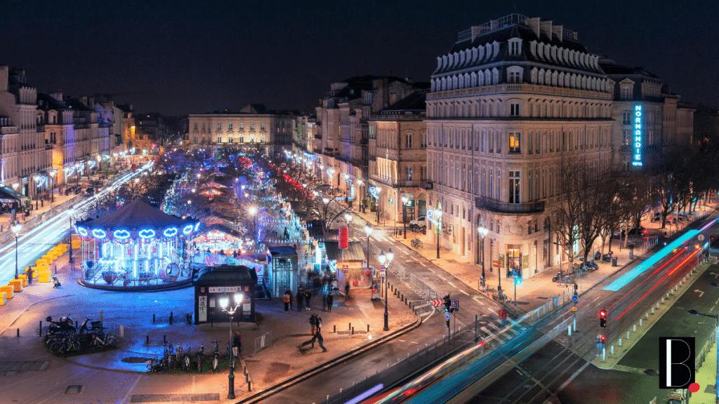 Marché de Noël Bordeaux Tourny