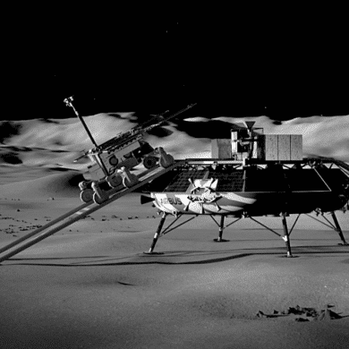 Odyssée Européenne mission Lune