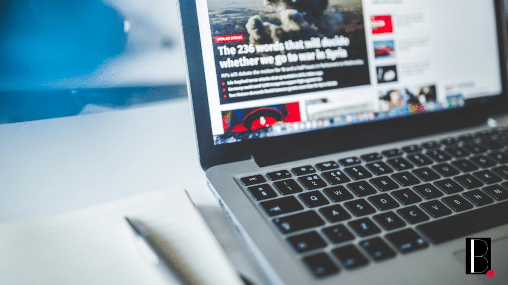 Computer fake news information