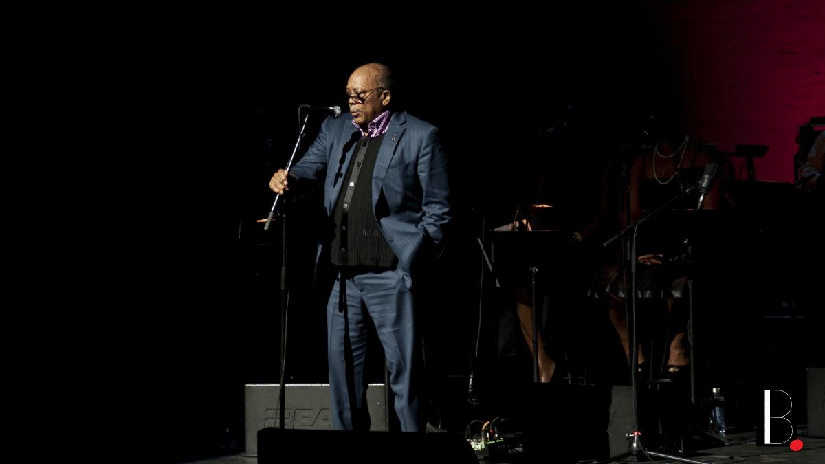 Quincy JONES trompettiste musicien