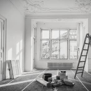 Travaux rénover appartement intérieur