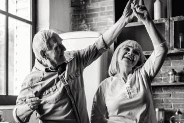 residence senior couple