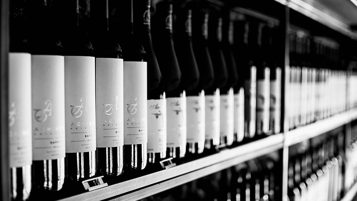 smartbottle bouteilles vins etagères