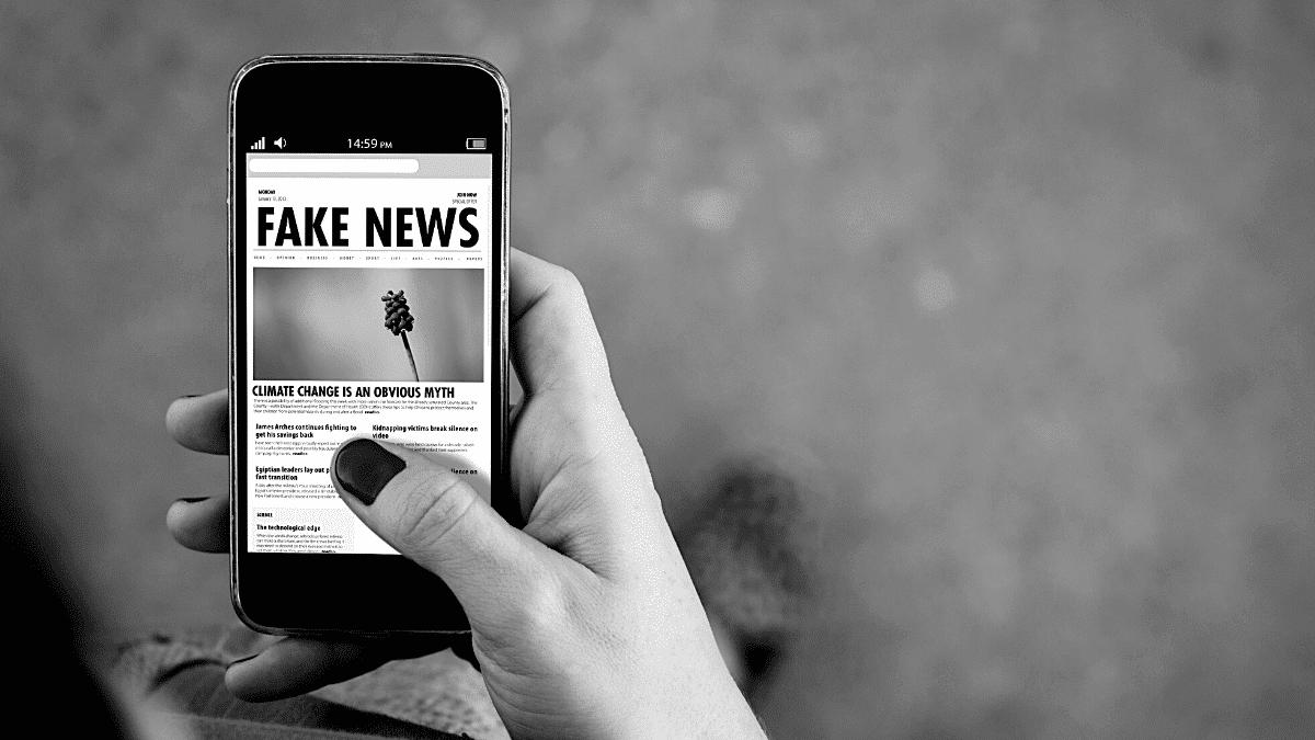 Acutalités smartphone #fakehunter Challenge