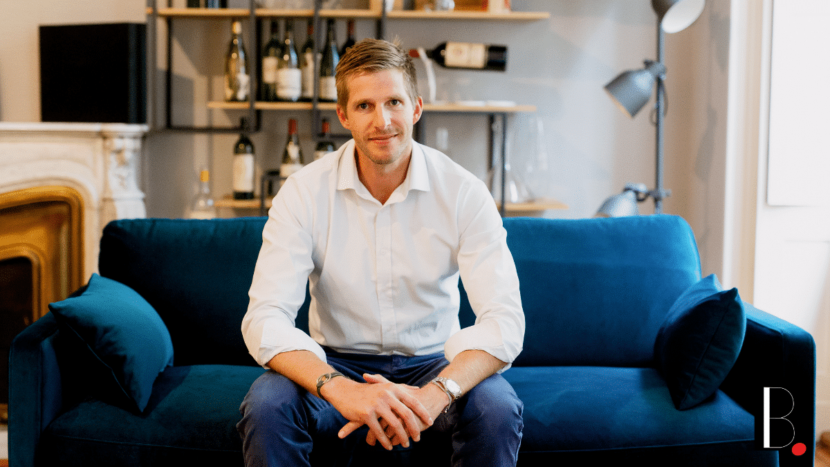 thomas hebrard fondateur uwine investissement vin cave