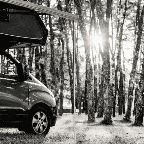 tourisme camping car region