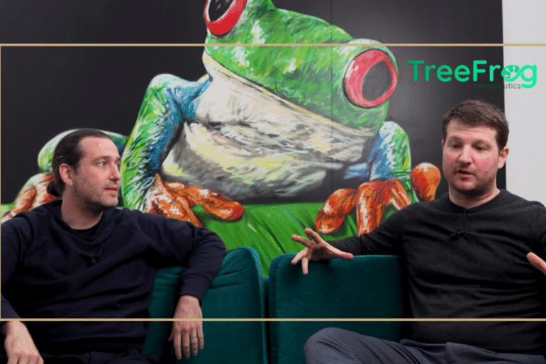 Cellules souches TreeFrog Therapeutics