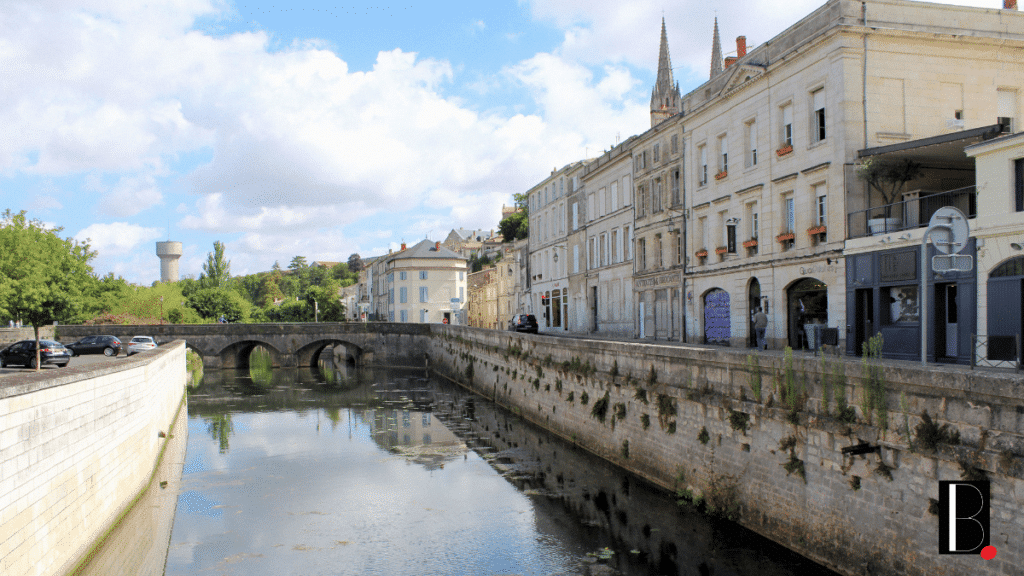 Niort Port Boinot Canals