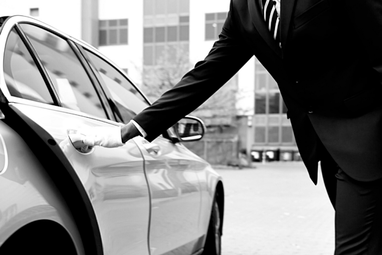 blue valet service voiturier interview
