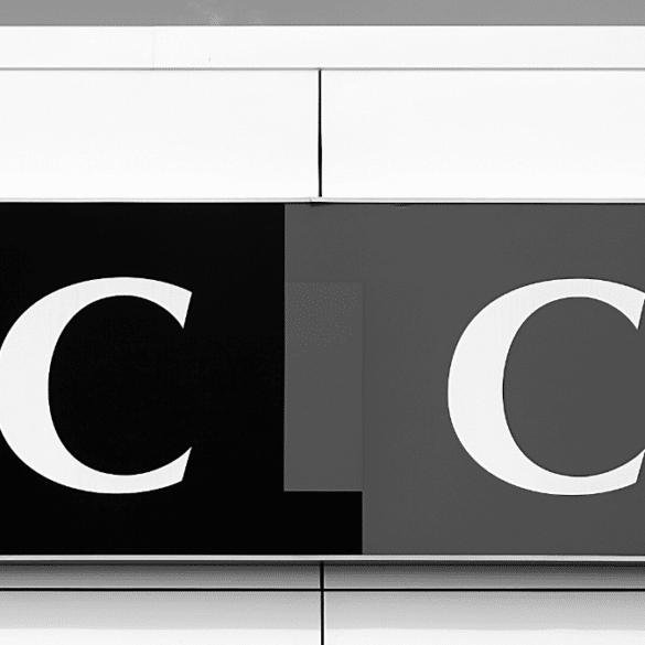 CIC Southwest signage bank