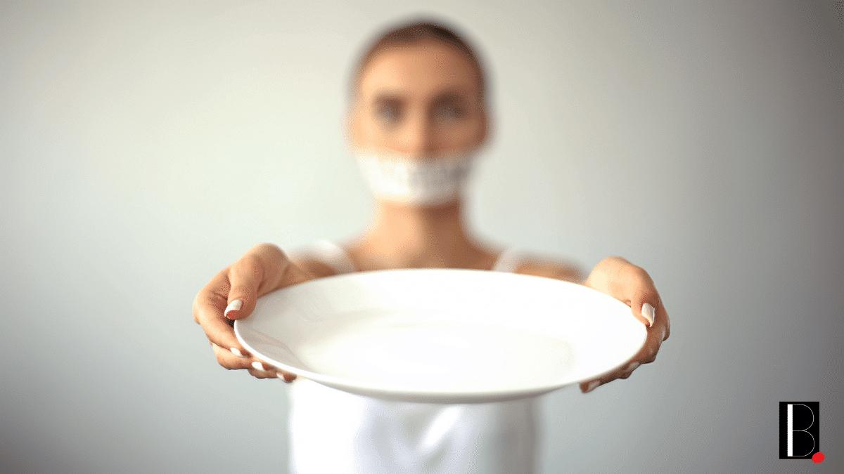 Faim dénutrition santé femme
