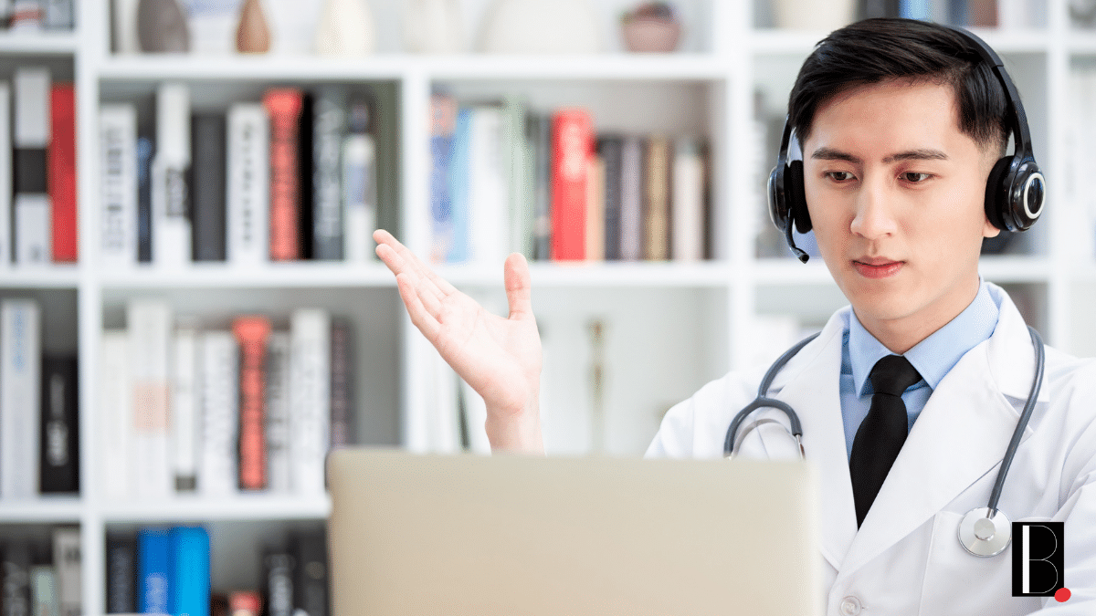 Téléconsultation médecin santé
