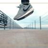 Nike Message inspirant réussie Basket vers le ciel Chemin Entreprise