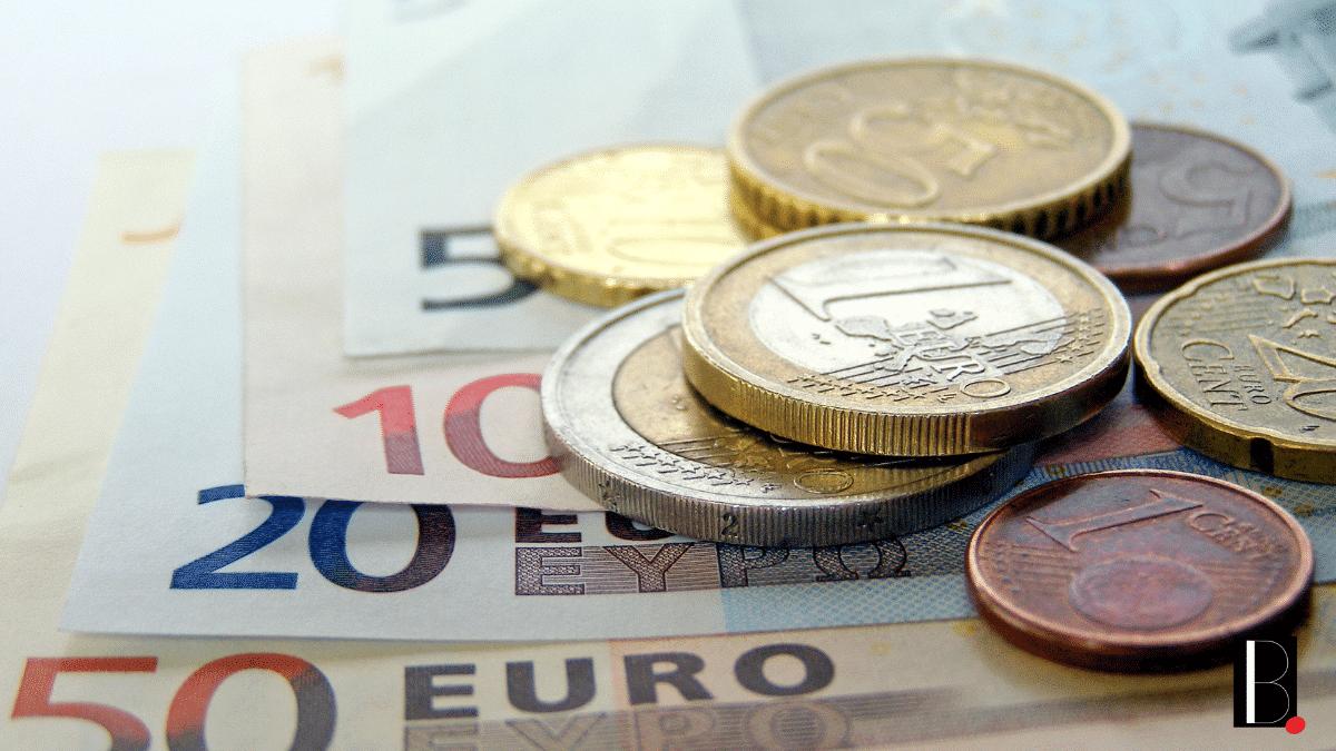 Monnaie paiement liquide euros