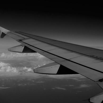 Avions commerciaux vol airbus