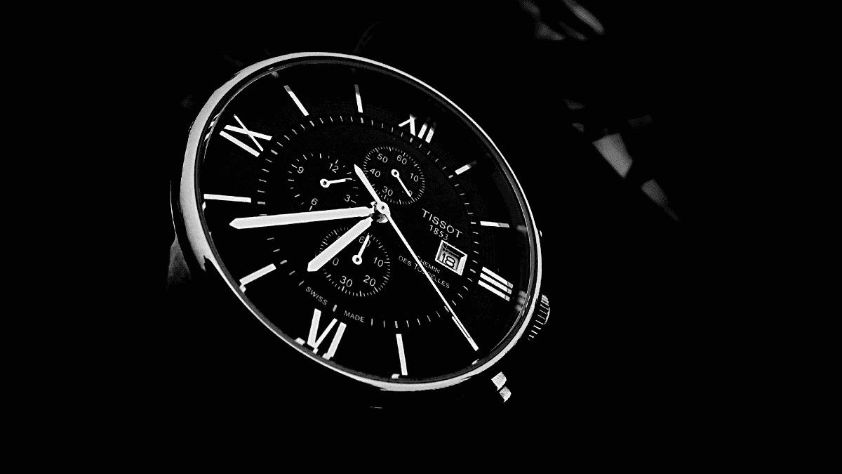 Counterfeit luxury watch