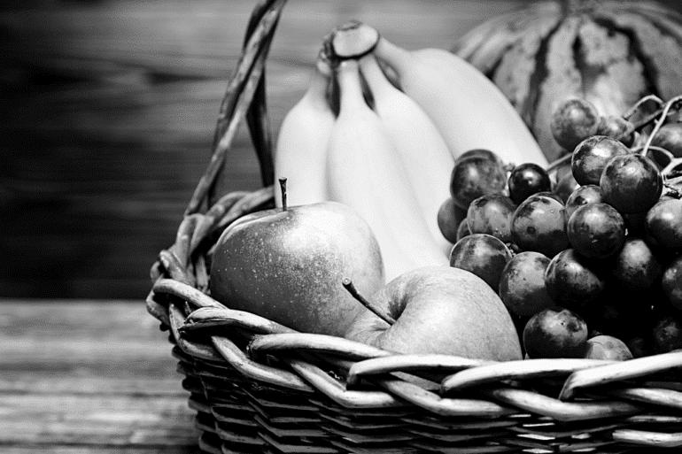 Panier de fruits de saison entreprise