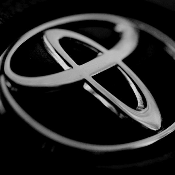 Toyota logo entreprise