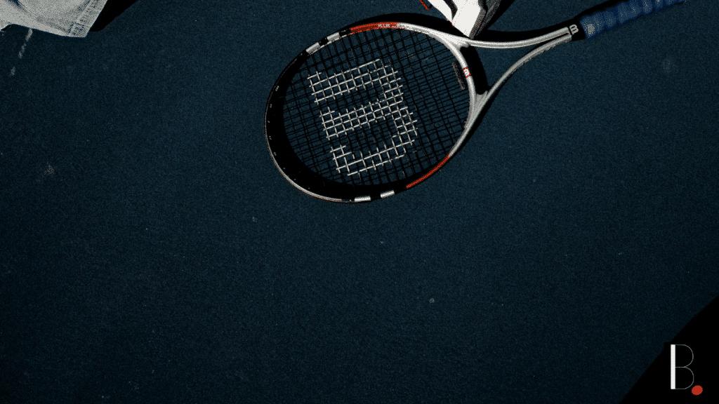 wilson ecologie tennis raquette