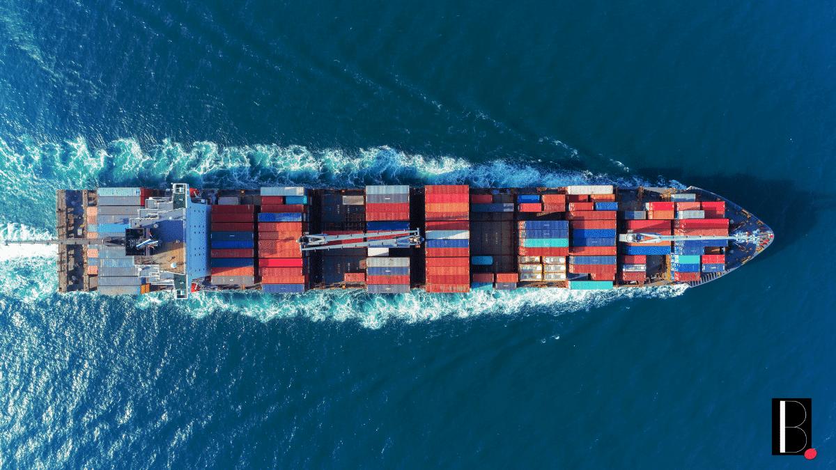 Cargo marchandise commerce international