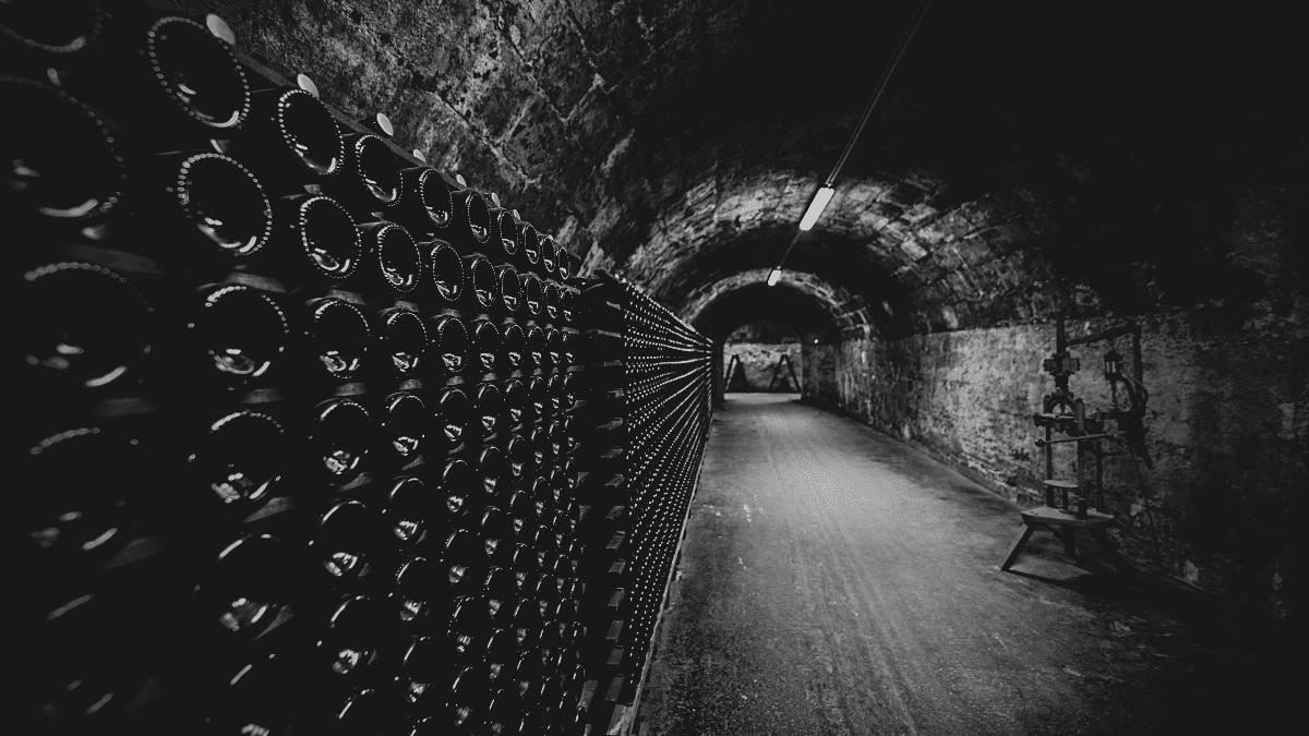 Preservation wine cellar storage freshness