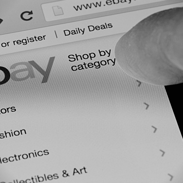 ebay and The French covid platform traders