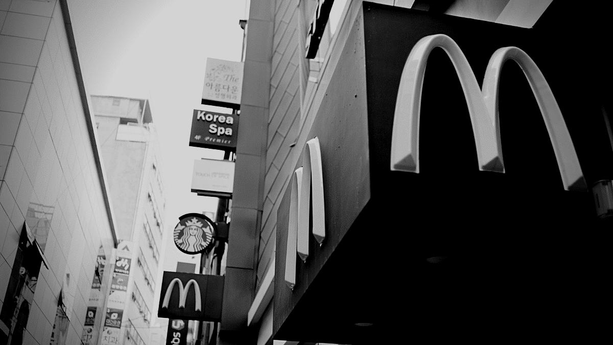 McDonald's restaurant engagements egalites hommes femmes