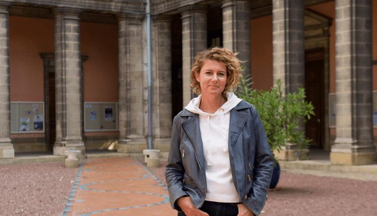 Delphine LACAILLE Colombus entrepreneur
