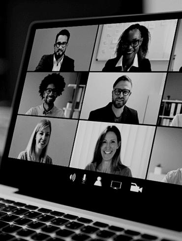 telework non-verbal videoconferencing