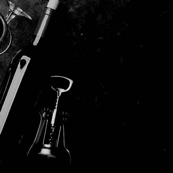 Viticulture bouteille vin