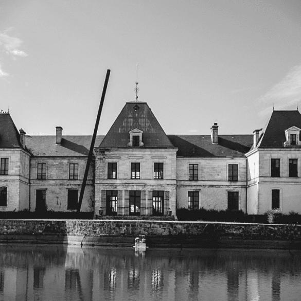 Le Château d'Arsac facade batiment