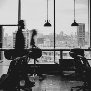 Coworking espace de travail entreprise