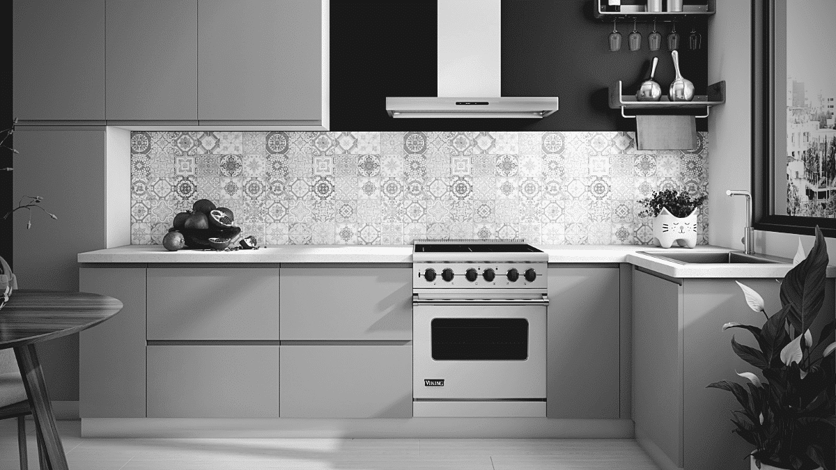 Venidom kitchens furnished