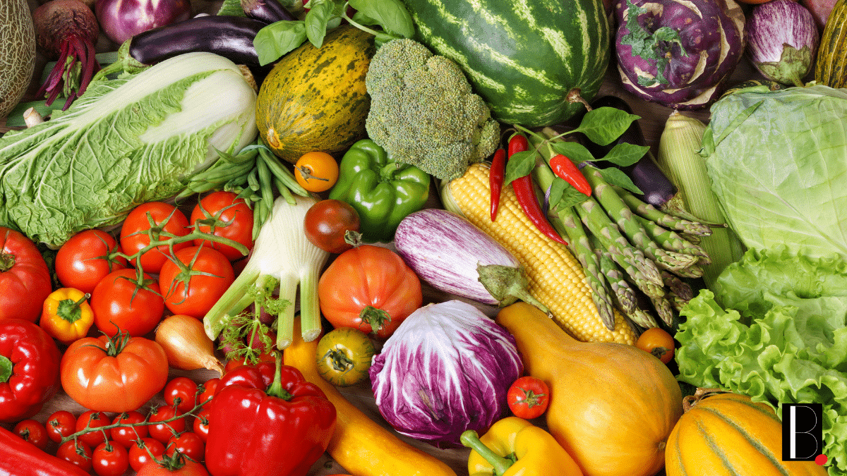 Fruits légumes frais bio